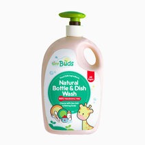 Dish & Bottle Wash Bottle (600ml) by Tiny Buds
