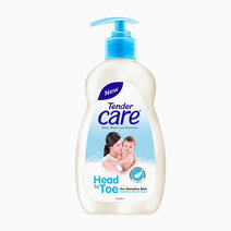 Head to Toe Body Wash (380ml) by Tender Care