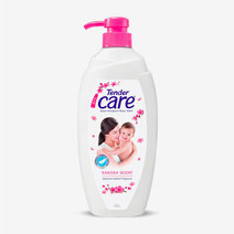 Sakura Baby Wash (500ml) by Tender Care