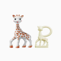 Sophie the Giraffe Award Set (2 Teethers) by Vulli Sophie the Giraffe
