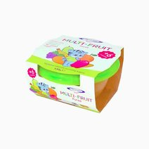 Multi-Fruit Baby Food Puree (130g) by Pronuben Baby