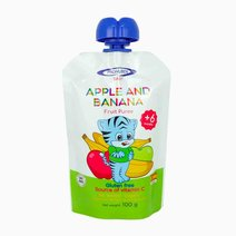 Apple & Banana Baby Food (100g) by Pronuben Baby