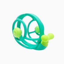 Snail Rattle Teether by Mombella