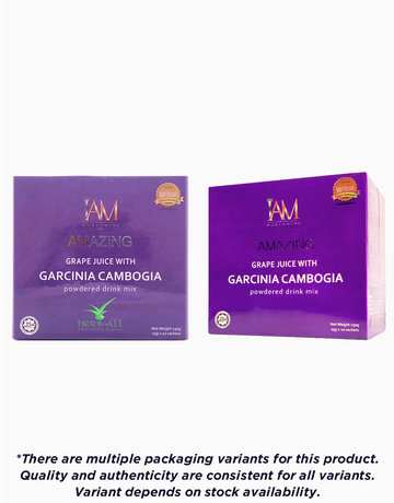Amazing Grape Juice With Garcinia Cambogia 10 Sachets 15g By