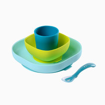 Silicone Meal Set (4 Pcs.) by BEABA