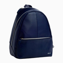 San Francisco Backpack in Blue & Snake by Béaba