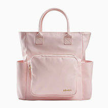 Kyoto Bag in Soft Pink by BEABA