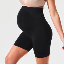 Maternity Girlshorts (Black) by Blanqi