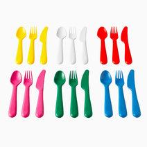 KALAS 18-Piece Cutlery Set by Ikea