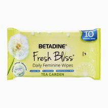 Feminine Wipes (Tea Garden) by Betadine®
