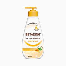 Natural Defense Body Wash Manuka Honey (500ml) by Betadine®