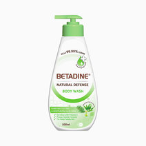 Natural Defense Body Wash Tea Tree (500ml) by Betadine®