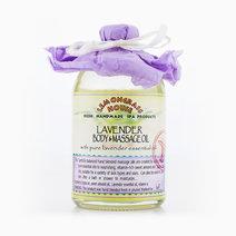 Lavender Massage Oil (120ml) by Lemongrass House