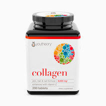 Youtheory Collagen, Skin, Hair & Nail Formula 6,000mg (290 Tablets) by Youtheory