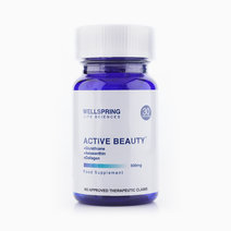 Active Beauty Food Supplement (500mg, 30s) by Wellspring Life Science
