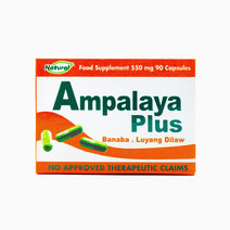 Ampalaya Plus (550mg, 90 Capsules) by Go Natural Food Supplements