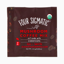 Mushroom Coffee With Cordyceps & Chaga Sachet by Four Sigmatic