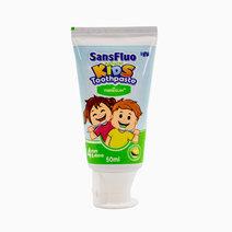 SansFluo Natural Kids Toothpaste (50ml) by Sansfluo