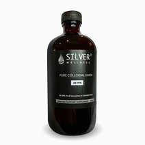 Pure Colloidal Silver 20ppm (250ml) by Silver Wellness