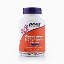 Glucosamine MSM (90s) by NOW