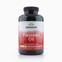 Flaxseed Oil (1000mg x 200 Softgels) by Swanson