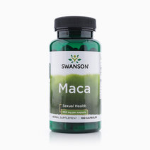 Maca 500mg (100 Caps) by Swanson