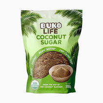 Buko Organic Coconut Sugar (300g) by Buko Foods