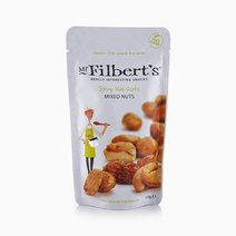 Mr. Filbert's Spring Wild Garlic Mixed Nuts (110g) by Raw Bites