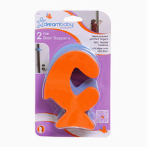 Coloured Door Stoppers (2-Pack) by Dreambaby