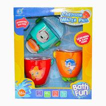 Water Pail Bath Toys (9013) by BathFun