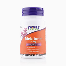 Melatonin Lozenges 3mg (90s) by NOW