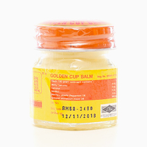 Balm in Bottle (22g) by Golden Cup