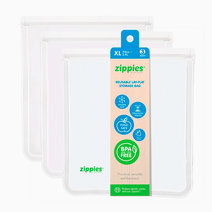 Extra Large Reusable Stand-Up Bags by Zippies