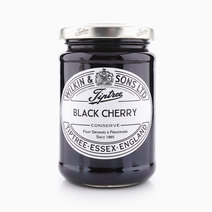 Black Cherry Jam (340g) by Tiptree