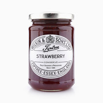 Strawberry Jam (340g) by Tiptree