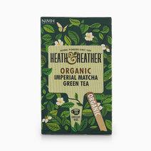 Organic Imperial Matcha Green Tea by Heath & Heather