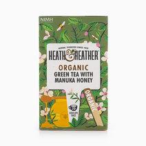 Organic Green Tea with Manuka Honey by Heath & Heather