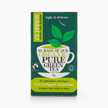 Fairtrade Organic Green Tea (25s) by Clipper