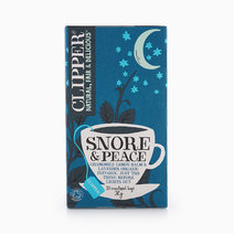 Snore & Peace Organic Infusion Tea (20s) by Clipper
