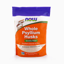 Whole Psyllium Husk (454g) by NOW