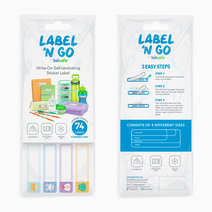 Self-Laminating Sticker Labels by Totsafe