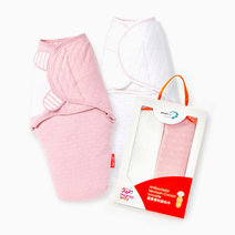 Antibacterial Newborn Cocoon Swaddle 2-Pack by Mamaway