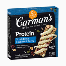 Greek Yoghurt and Berry Bar by Carman's