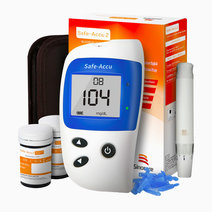 Safe-Accu 2 Blood Glucose Meter Machine (+50 Test Strips) by VMed