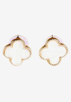 Faye (Clove Stud Earrings) by Aine