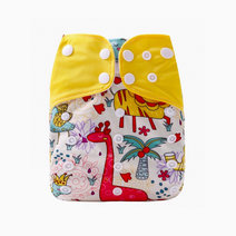 Safari Life Cloth Diaper by Gubby and Hammy