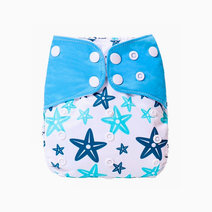Under the Sea Cloth Diaper by Gubby and Hammy