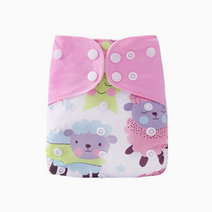Lamb Cloth Diaper by Gubby and Hammy