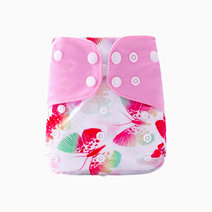 Butterfly Cloth Diaper by Gubby and Hammy