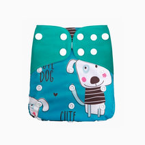 Dog Cloth Diaper by Gubby and Hammy